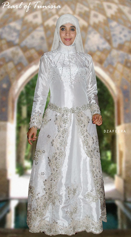 Download image Dzafeera Pearl Of Tunisia Model Gamis Muslimah Grosir ...